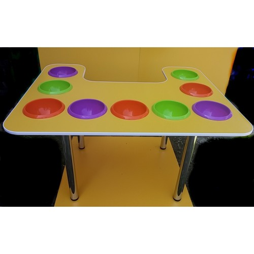 Стол для рисования цветным песком
